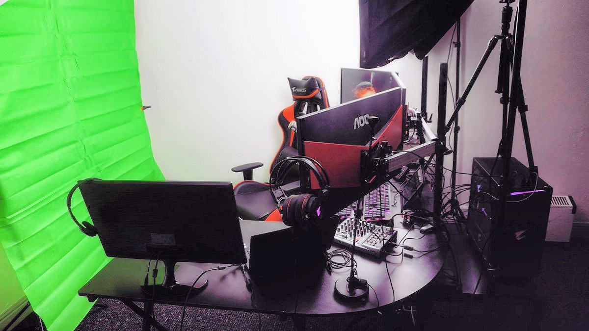 AORUS Streaming Studio