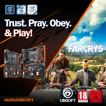 AORUS und Far Cry 5