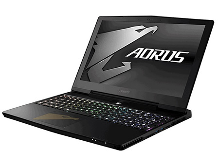 The 2018 version of the Aorus X5 v8 is able to stand up to its rivals in most areas.