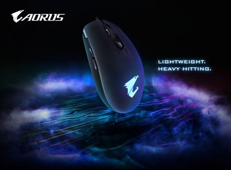 GIGABYTE Releases AORUS M2 Gaming Mouse